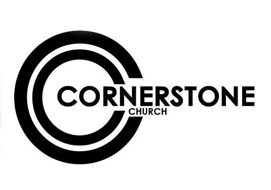 logo for Cornerstone Church of Vidalia, LA